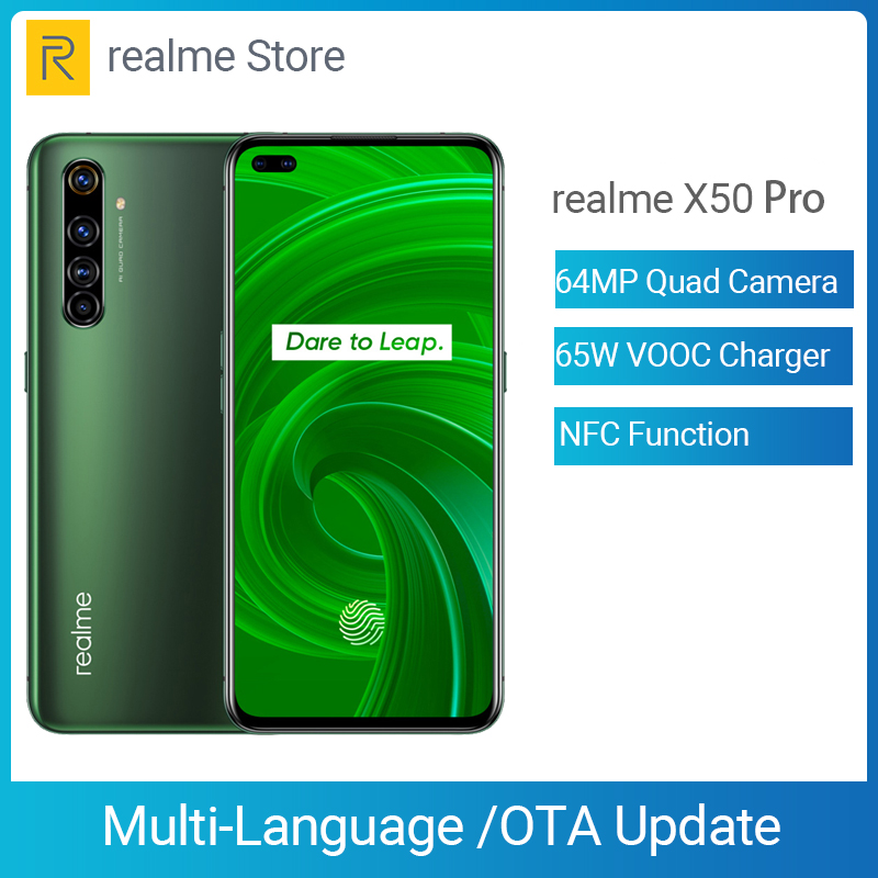 Realme X50 Pro 6.44'' 8GB + 128GB