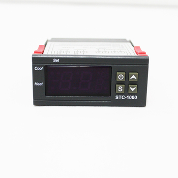 Digital Temperature Controller Home Fridge Thermostat Humidistat Thermometer Control Switch