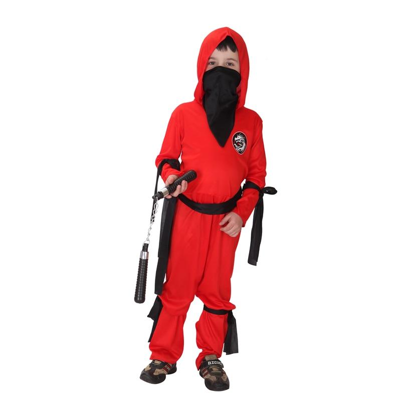 New Red Dragon Costume 128cm Boys Childrens Costume