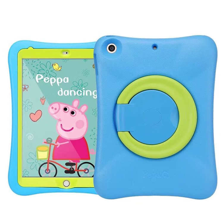Blue Green Blue For Kids Case For apple ipad 8 7 10 2 inch 2020 Shockproof full protection EVA