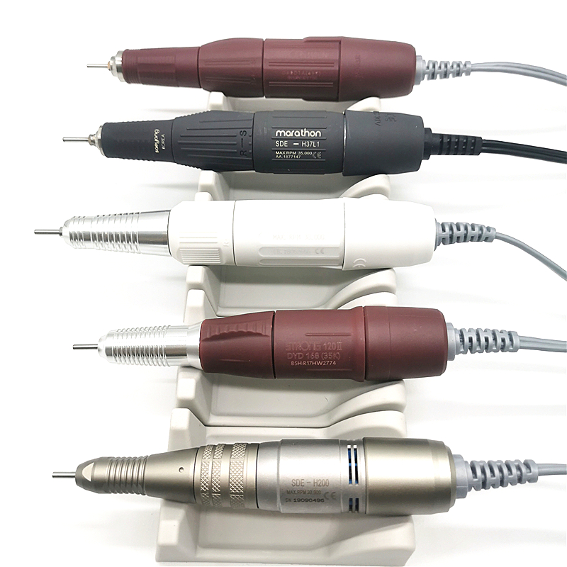 Ручка для маникюра STRONG 210 105 102LN H37L1 Sh20N 102 Ручка 35K & 40K & 45K об/мин ручка для полировки