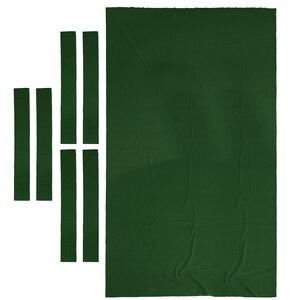 Image 4 - プールテーブルフェルトビリヤード布交換 8 フィートのテーブルのカジュアルプレーヤー選択に最適色