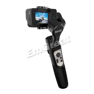 Image 3 - Hohem iSteady Pro 3 A Prova di Spruzzi 3 Assi Handheld Gimble per DJI Osmo Action Gopro Hero 8/7/6/5/4/3 SJCAM YI Cam Telecamere di Azione