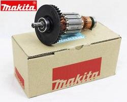 AC220 240V obsługi MAKITA 515313 1 armatura silnika silnik do GV5010 GV6010 w Wiertarki elektryczne od Narzędzia na