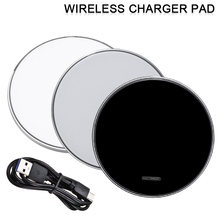 Fast Chargers For Smart Mobile Cell Phone 10W/15W Qi Wireless Charger Fast Charg