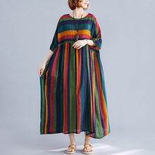 2019 Summer New Products Literature And Art Large Size Fat M