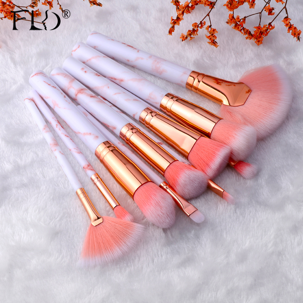 FLD Make Up Brushes Multifunctional Makeup Brush Concealer Eyeshadow Foundation 2021 Makeup Brush Set Tool Pincel Maquiagem