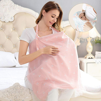 цена на Breathable mother breastfeeding cover mosquito net breastfeeding privacy apron feeding cover maternity baby nursing cover