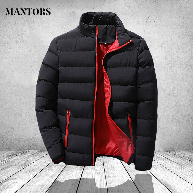 Jacket Men Clothing Coat Warm Brand Outerwear Spring Casual Autumn Hot-Sale title=