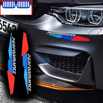 Car Stickers Side Skirt Bumper Fender Vinyl Wrap Decals For Bmw X1 X3 F25 X5 F15 F20 F30 F10 F11 G01 X4 G02 F26 X2 Z4 X6 E53 X7 image