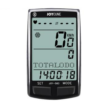 Bicycle Multi-Function Code Table Large-Screen Backlight Multi-Language Stopwatch Small And Stylish Stopwatch