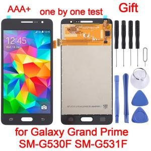 5.0 inches for Samsung Galaxy Grand Prime SM-G530F SM-G531F LCD display Screen and Digitizer Full Assembly Repair parts