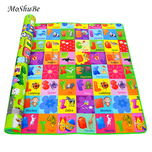 Baby Play Mat Kids Developing Mat Eva Foam Gym Games Play Puzzles Baby Carpets Toys For Children's Rug Soft Floor(China)
