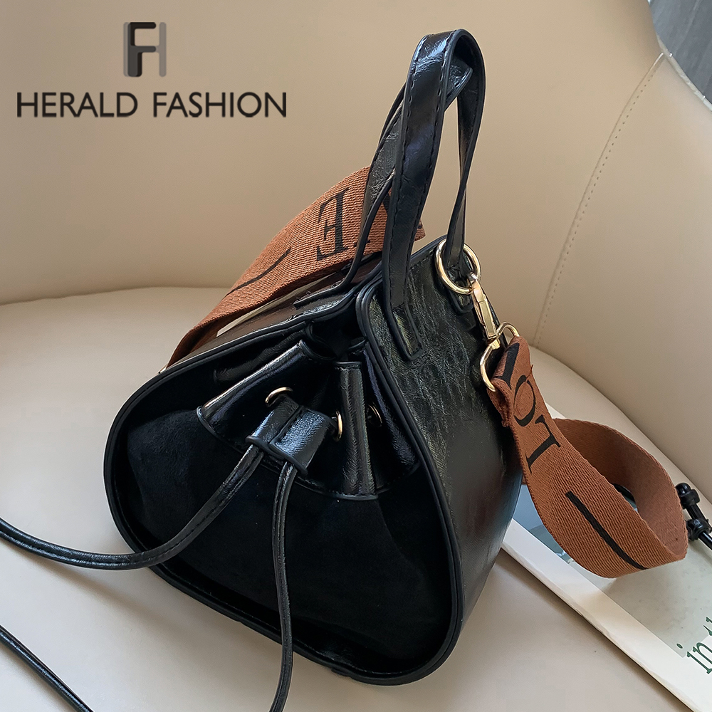 Fashion Pu Leather Women Crossbody Bag Famous Designer Vintage Shoulder Bags With Letter Hot Sale Female Casual Messenger Bags