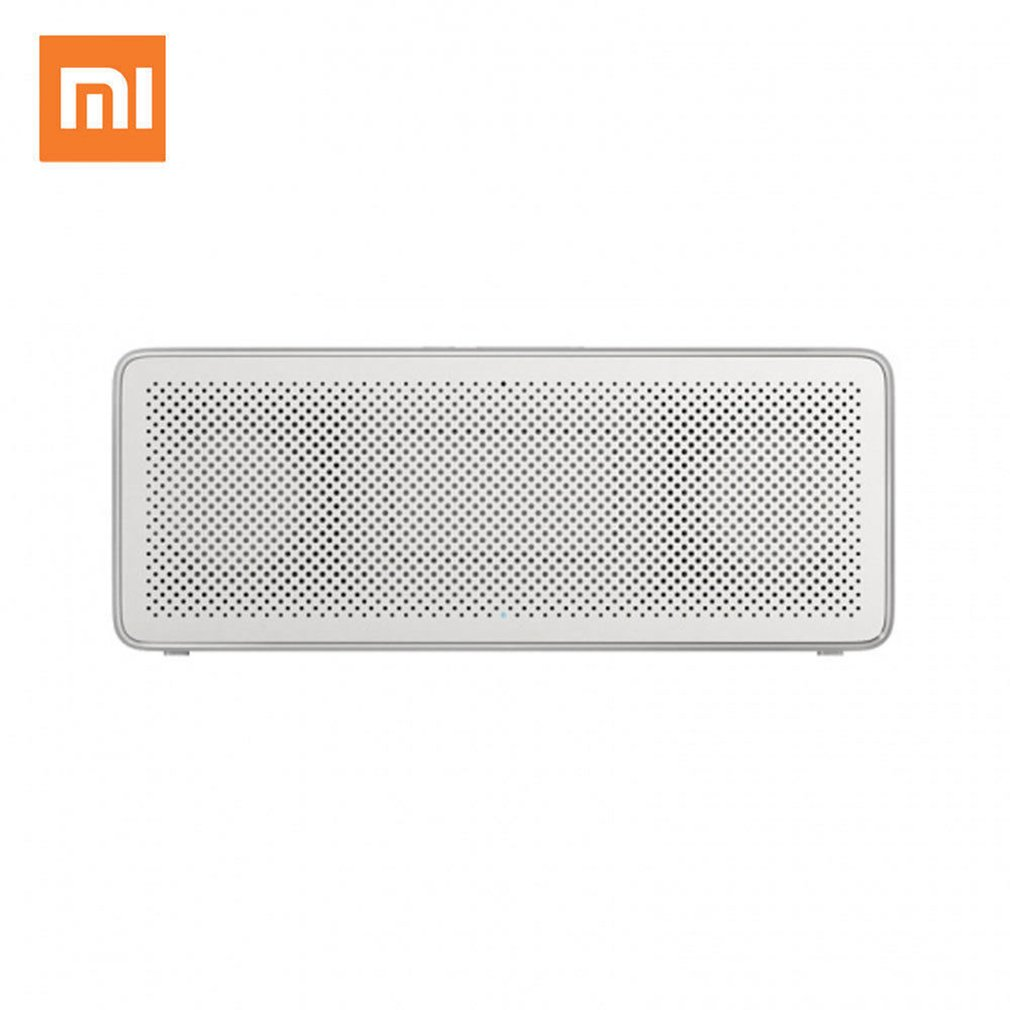 Original Xiaomi Mi Bluetooth Wireless Speaker Square Box 2 Stereo Portable Bluetooth 4.2 HD High Definition Sound Quality Play