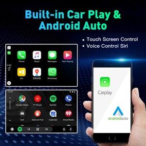 """Image 2 - 9 """"Radio 1 Din Android 10.0 Cho Suzuki Jimny Đa Phương Tiện 2019 2020 4G 64G PX6 Carplay & Android Tự Động"""