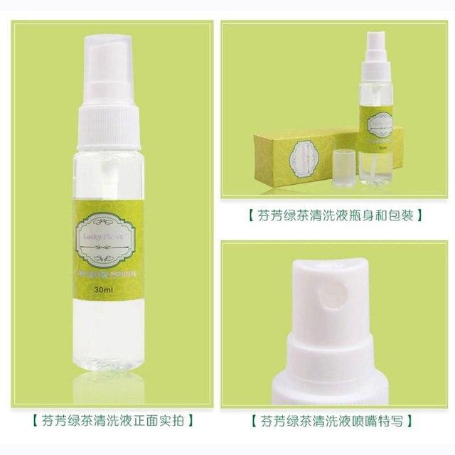 Professional Eyelash Cleaner Primer False Eyelash Extension Clean Liquid Eye Lashes Planting Eyelash Grafting Cleanser 5