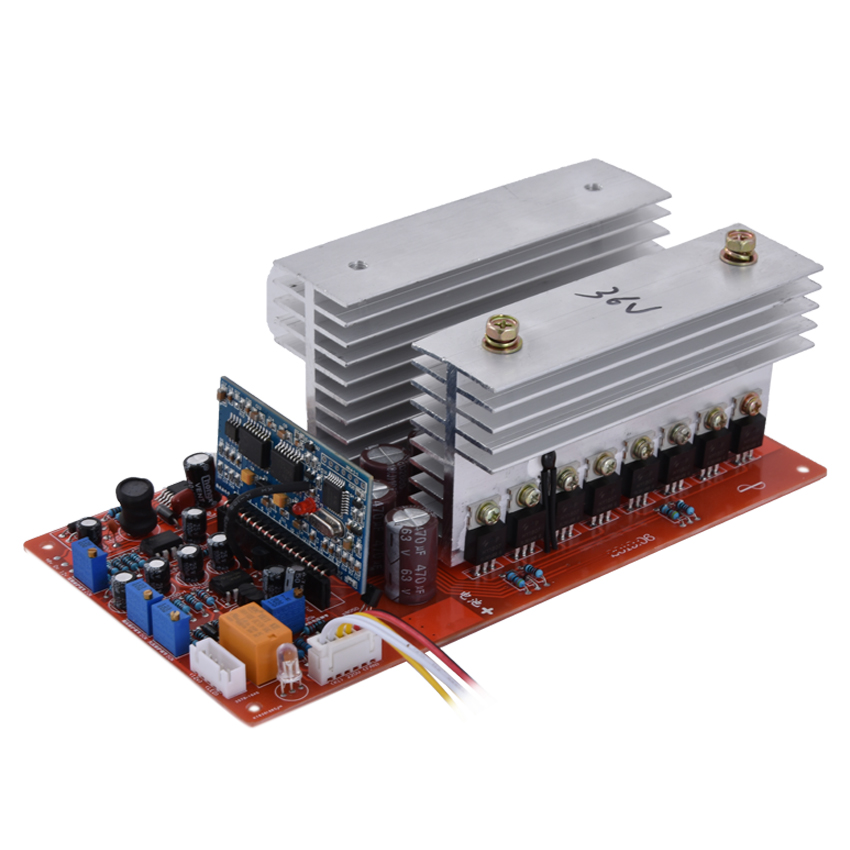 New Arrival 220V Pure Sine Wave Power Frequency <font><b>Inverter</b></font> <font><b>Board</b></font> 24V / 36V / 48V / 60V 1500W / 2200W / <font><b>3000W</b></font> / 3500W Hot Selling image