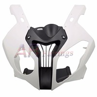 Motorcycle Head Unpainted Fairing Injection Front Upper Nose Cowl Air Intake For BMW S1000RR S 1000 RR 2010 2011 2012 2013 2014