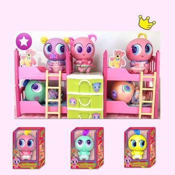 Ksi-meritos LOL Juguetes Casimeritos Toy With Neonate Nerlie Micro Kit Nerlie Neonate Babies Accessories Chivatita For Kids Toys