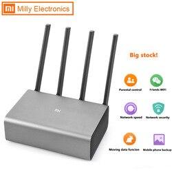 شياو mi mi راوتر برو R3P 2600Mbps واي فاي واي فاي الذكية اللاسلكية موزع إنترنت واي فاي 4 هوائي ثنائي النطاق 2.4GHz 5.0GHz واي فاي شبكة جهاز