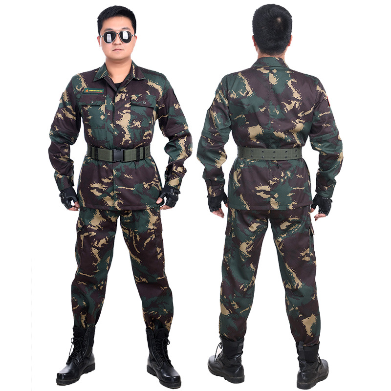 New Style Hunter Camouflage Set Jungle Counter Strike Cosplay Camouflage Clothing Spring And Summer And Autumn Through Wear Camo