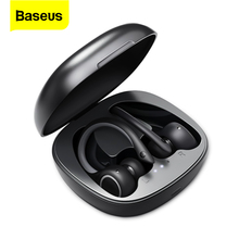 Baseus W17 TWS Wireless Bluetooth Headphones Earphones For iPhone 11 X Xs MAX True Wireless Stereo Ear Hook For Earbuds Earphone