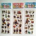 6 шт. толстовки с капюшоном с изображением из мультфильма «Пожарный Сэм» для настенные наклейки для детской детского образования номера дом...