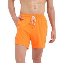 Новинка мужские боксеры Пляжные штаны шорты для дайвинга дышащие