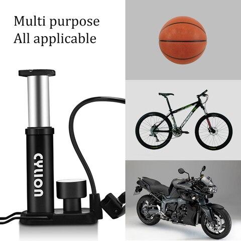 moto mini inflador digital para pneus de