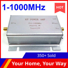1 1000mhz 25 w rf усилитель мощности для hf fm передатчика vhf