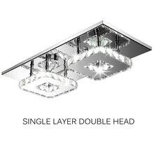 Прочный Потолочные светильники Большой светодиодный для Гостиная