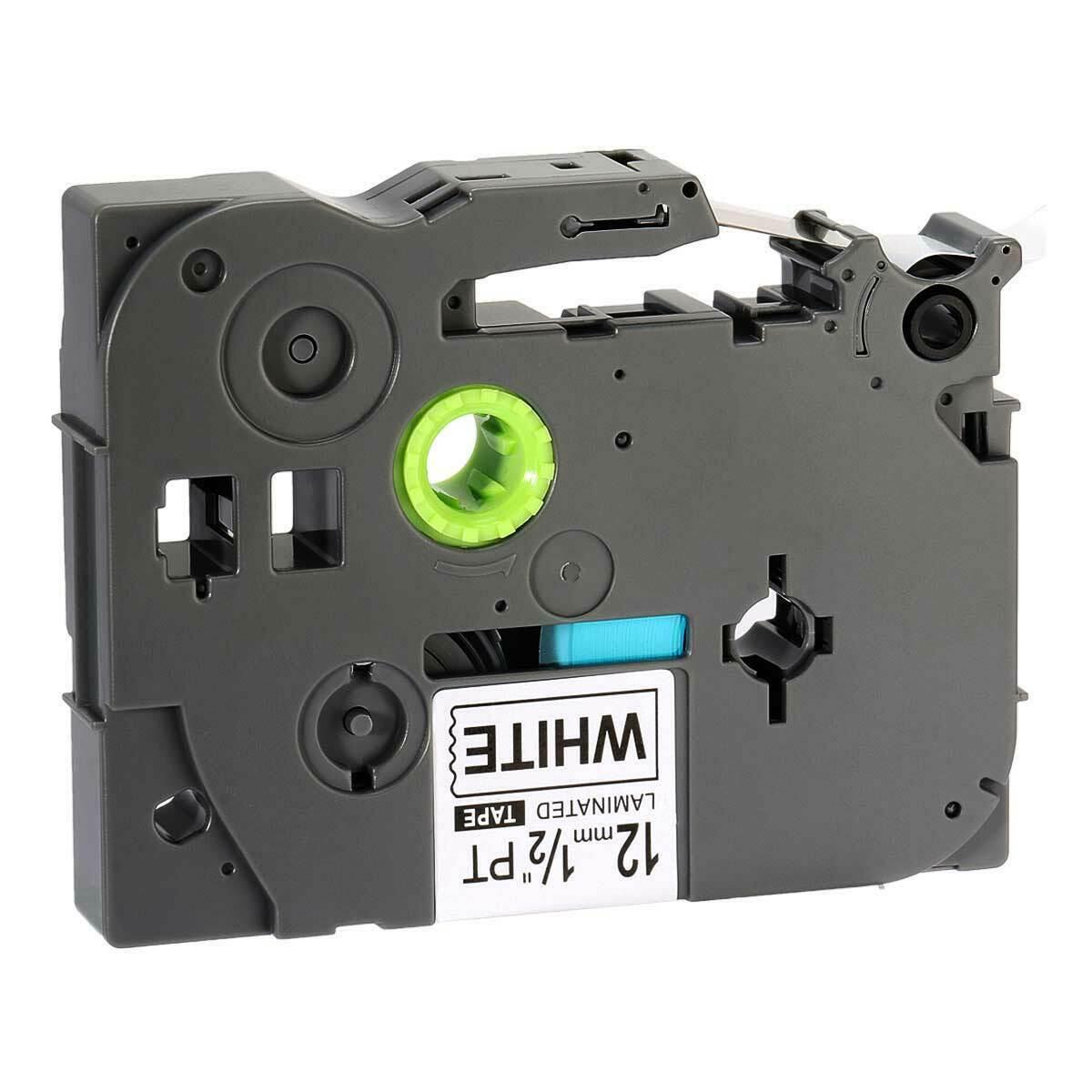 Label Tape For Brother  PT-2730, PT-2730VP, PT-300, PT-300B, PT-310 PT-310B