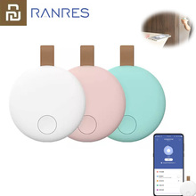 Youpin Ranres Smart Intelligent Mini Anti lost Device Two way mutual search 15M long distance Work with Mi home app Anti lost