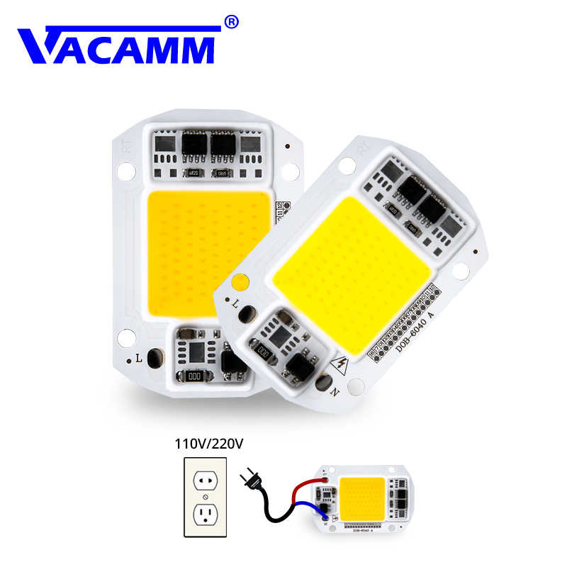 LED COB Lamp Integrated 3W 5W 7W 9W 10W 20W Light AC220V 110V Lamp With Driver 30W 50W Spotlight LED Flood Light BulB LED Light