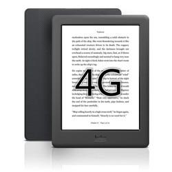 Новая электронная книга KoBo glo HD 300PPI, устройство для чтения электронных книг с электронными чернилами, сенсорный экран 4G, HD 1448x1072, 6 дюймов
