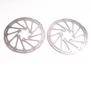 Image 2 - TRP Spyre הודעה הר מול & אחורי כולל 160mm אמצע הרוטור כביש אופני אופניים סגסוגת מכאני דיסק בלם סט