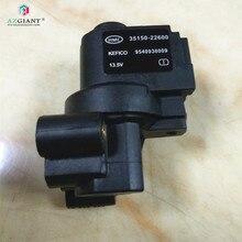 Клапан управления двигателем холостого хода шаговый двигатель для hyundai Elantra 1,6 Kia null 1,3 35150 22600