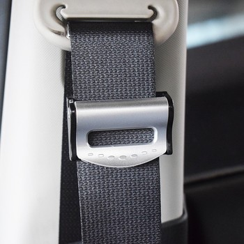 Hot Sale Children Car Auto Front Rear Seat And Seat Belt Buckle Adjustment Child Fastener Lock Baby Safety Protection Locks image