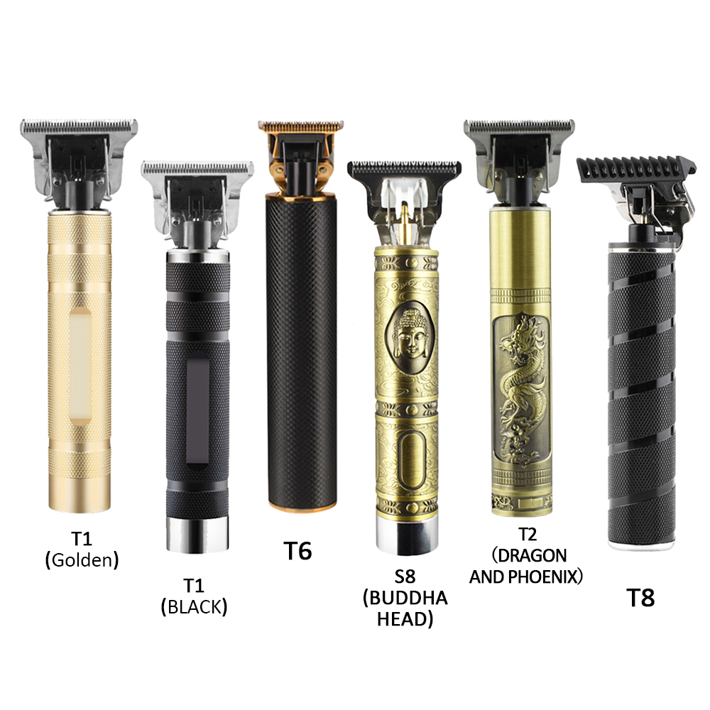 Professional Hair Trimmer Body Face Clipper Electric Hair Clippers Men Cordless Beard Razor Trimmers Barber Haircut Cutter