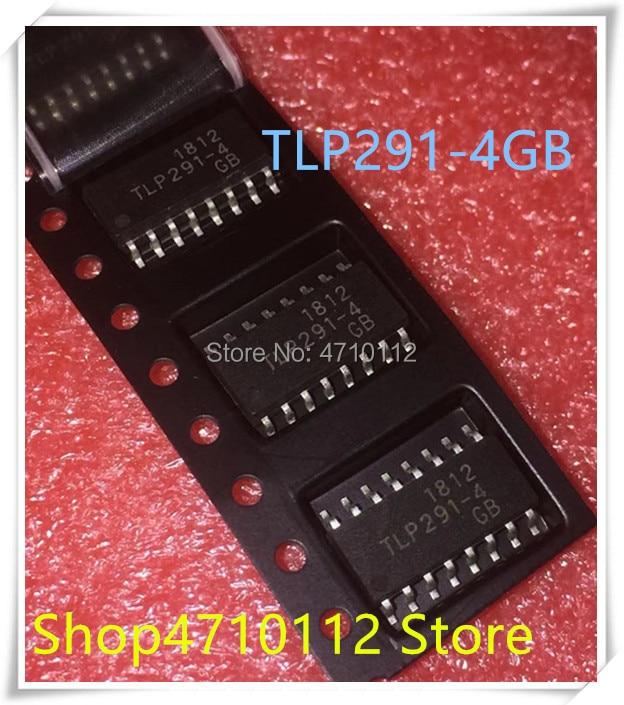 NEW 10PCS/LOT TLP291-4 TLP291-4GB SOP-16