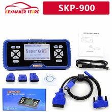 Super OBD-SKP900 SKP-900 programador chave remoto automático atualização gratuita suporte em linha quase todos os carros versão original mais recente v5.0