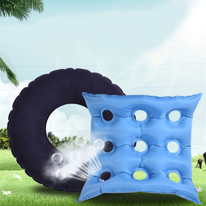 Foldable,Inflatable Pressure Release SPA Air Cushion Inflatable Size 40x40 Cm