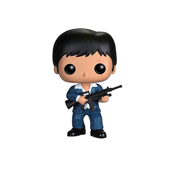 Funko POP Scarface Tony Montana Vinyl Action Figures Original Box Collection Model Toys for Birthday Party Gifts F100 2