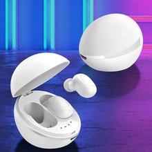 Bluetooth 5.0 Headset TWS Wireless Earphones Earbuds Stereo In-Ear Hea