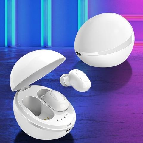 Bluetooth 5.0 Headset TWS Wireless Earphones Earbuds Stereo In-Ear Headphones FR Pakistan