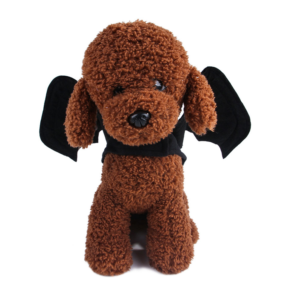 Купить модная одежда для кошек темный эльф летучая мышь вампира хэллоуин