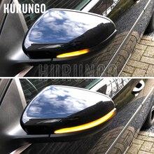 2 pièces Pour VW Golf MK6 GTI 6 R line Touran Dynamique Clignotant Rétroviseur indicateur Pour Volkswagen VI R20 CLIGNOTANT LED