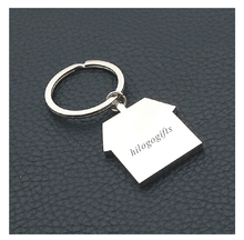 Personalized company anniversary gift favors,company new year keychain custom free with logo and contacts
