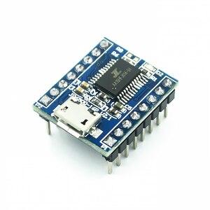Image 3 - 10 unids/lote nuevo JQ6500 Módulo de sonido de voz USB reemplazar de una a 5 vías MP3 estándar de voz